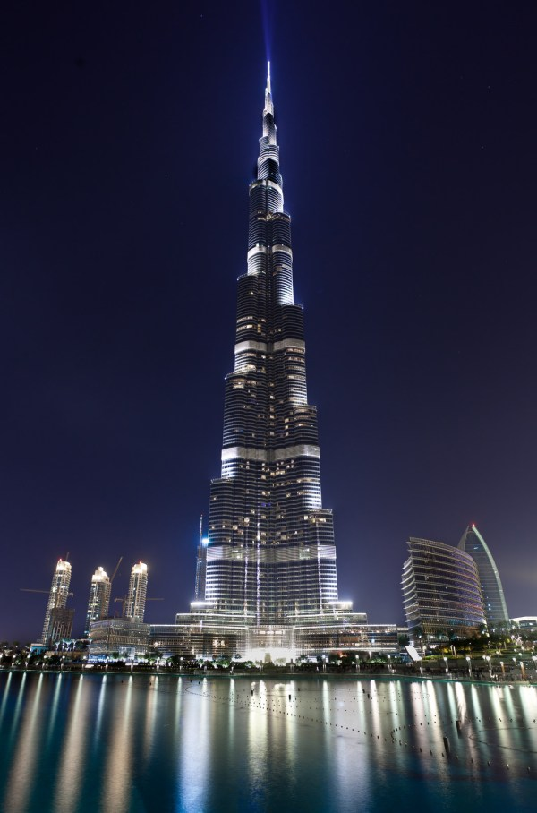 Burj Khalifa Tower Ducks Webpage
