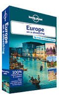 Lonely Planet Europe on a Shoestring, last edition ever!