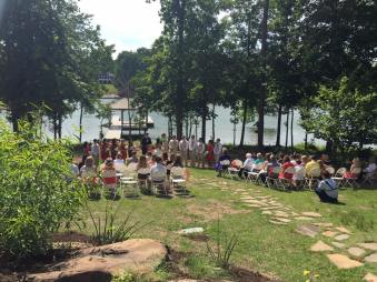 Bradshaw Wedding