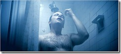 Danny in Shower