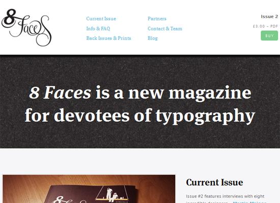 Responsive Design 8faces2