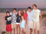 Orange Beach with the Colliers
