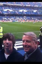 This man has made a lot of my dreams come true, especially when he got 1st row tickets to a Real Madrid home game.