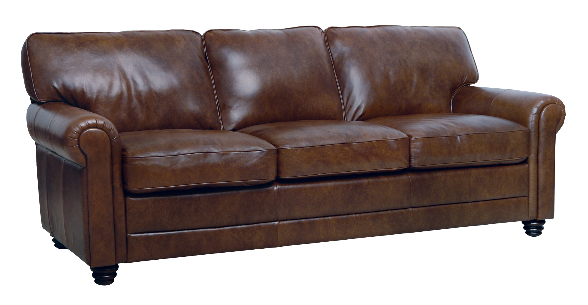 Leather Sofa Chair New Luke Leather Italian Brown Down Filled Quotandrew Quot Sofa