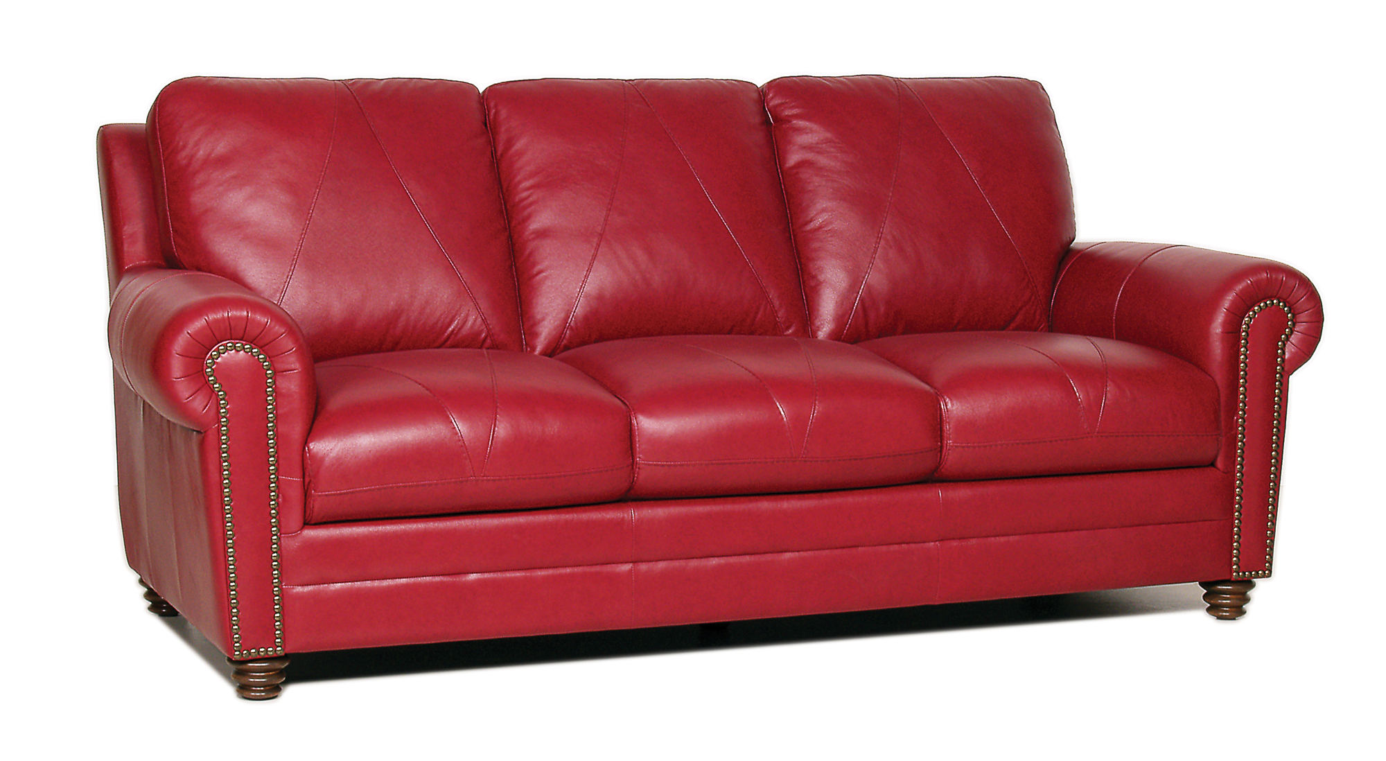 red leather sofa sets on sale brown modular corner new luke quotweston quot cherry italian 3pc