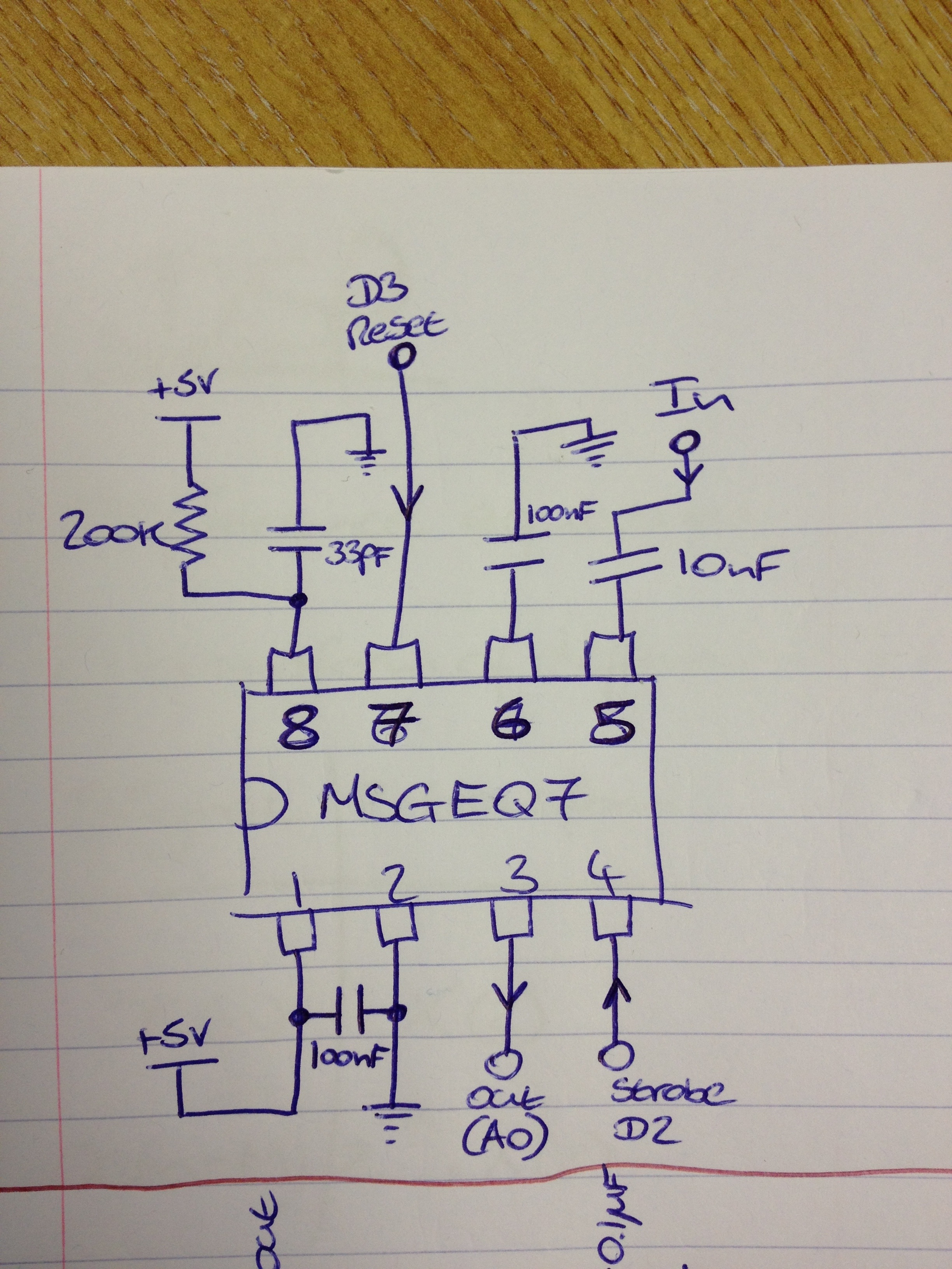 Circuit Is Really Simple Here S The Schematic Of It
