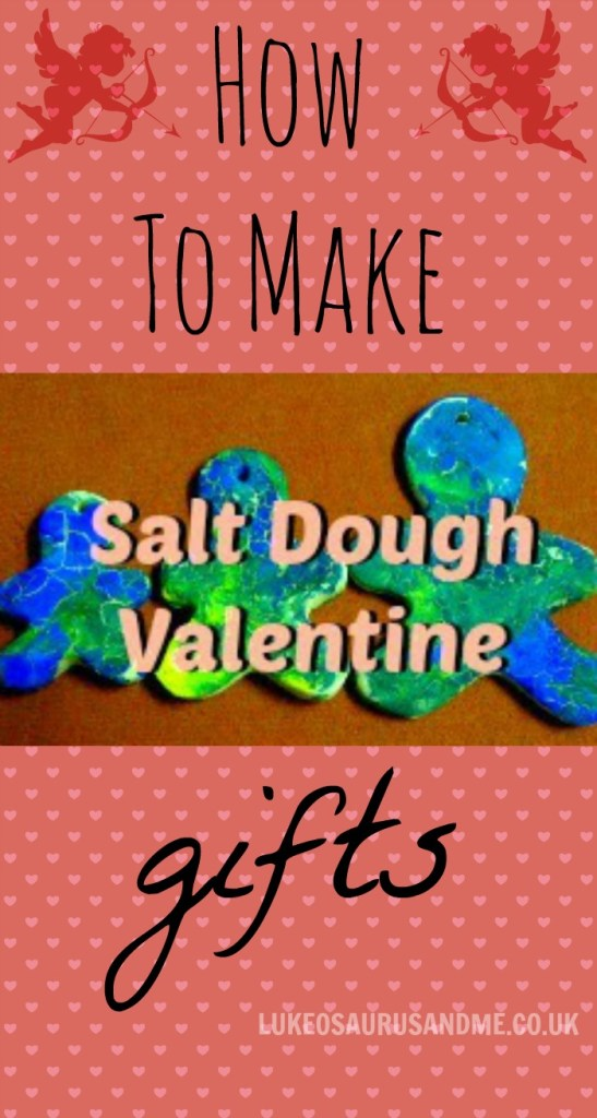 How to make Salt Dough Valentines Gifts by lukeosaurusandme.co.uk @gloryiscalling #valentines #valentinesgifts #howto #pbloggers