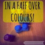 Teaching Toddlers Colour from lukeosaurusandme.co.uk