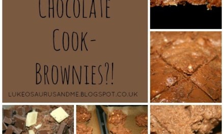 Triple Chocolate Cookie-Brownies?