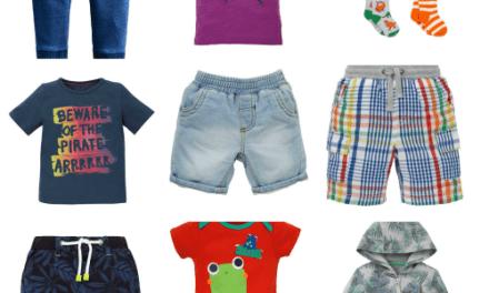 Mothercare Wishlist – Tropical Pirates!