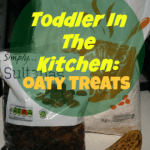 Toddler In The Kitchen: Oaty Treats from lukeosaurusandme.co.uk