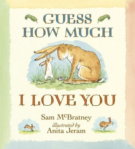 Guess How Much I Love You Review at lukeosaurusandme.co.uk