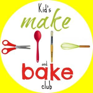 Kids Make And Bake Club YouTube Channel