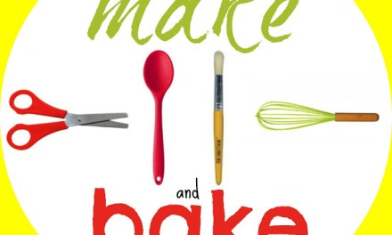 INTRODUCING: Kids Make & Bake Club!