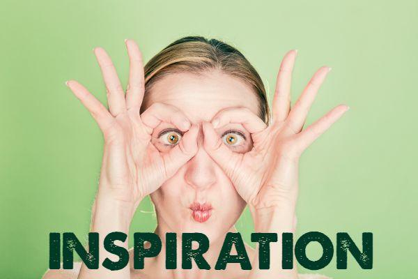 Finding the inspiration to blog, vlog, write and create. What inspires you? lukeosaurusandme.co.uk