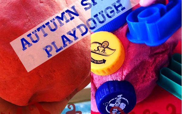 Play Dough: Autumn Spiced Cinnamon