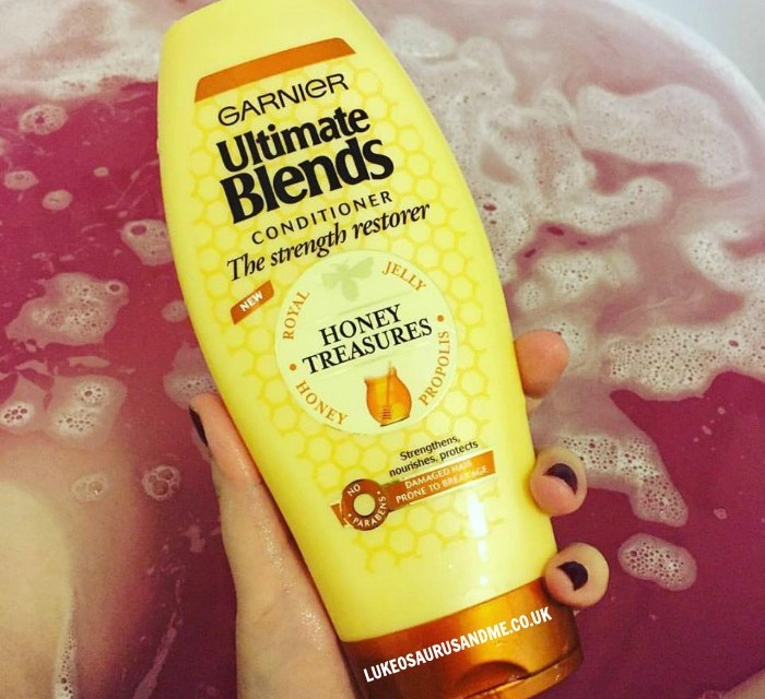 Review: Garnier Ultimate Blends Honey Treasures Conditioner