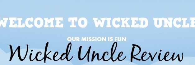 Wicked Uncle Online Toy Store Review