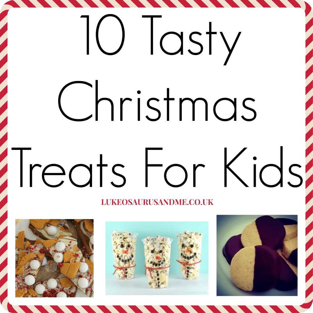 Christmas food for kids to help make at https://lukeosaurusandme.co.uk