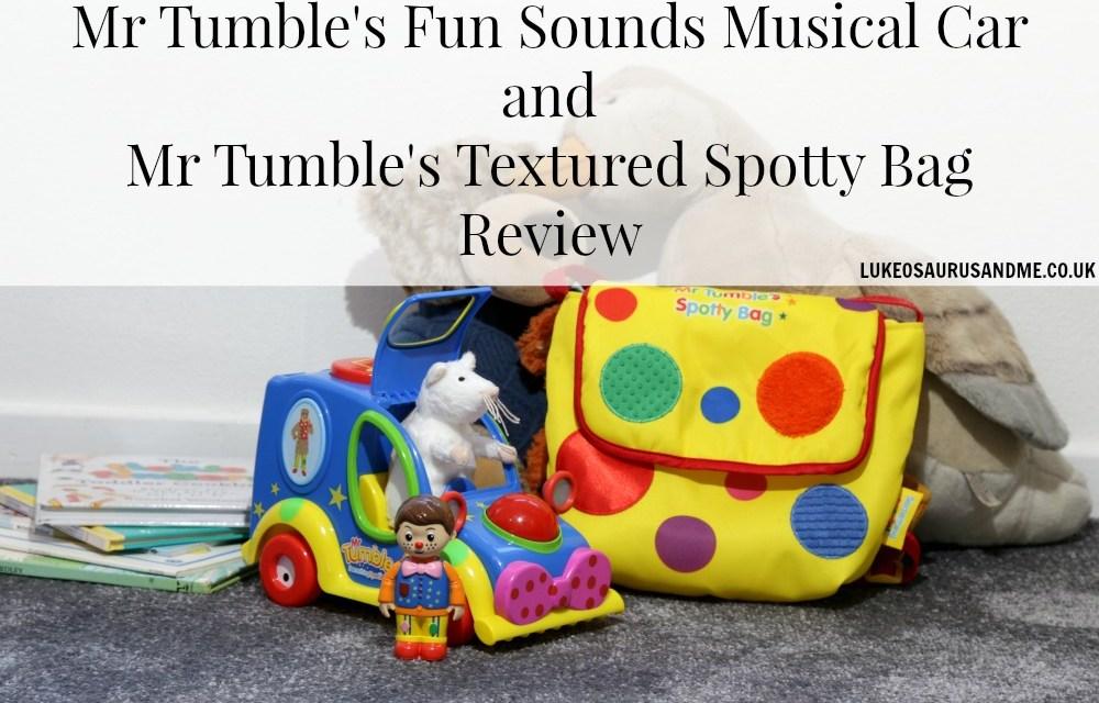 Mr Tumble Golden Bear Toys Review