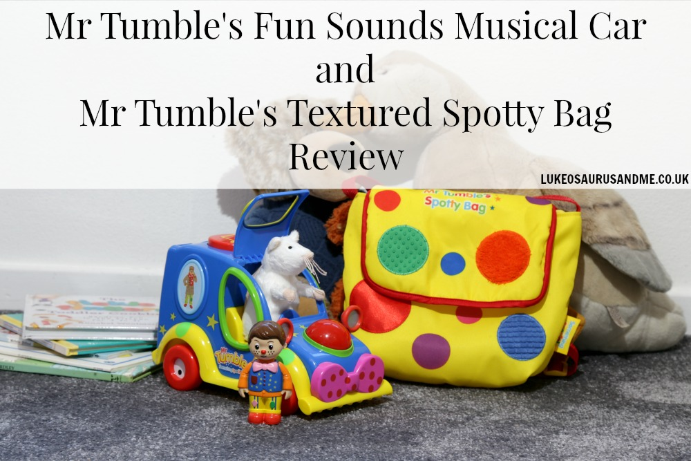 Mr Tumble Toy Reviews at http://lukeosaurusandme.co.uk