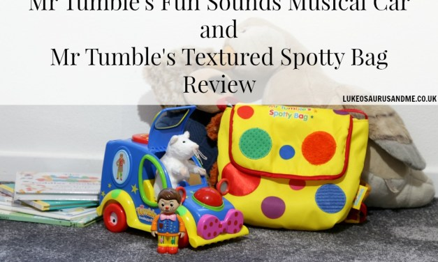 Mr Tumble Golden Bear Toys Review