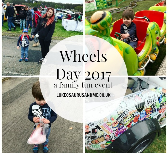 Living Arrows 16/52 – Wheels Day