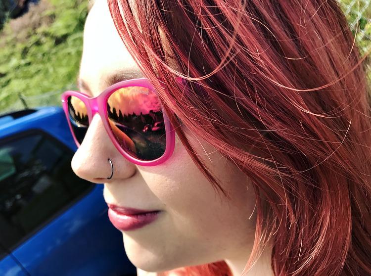 Polaroid Women's Sunglasses, women's summer fashion from PerfectGlassesUK at http://lukeosaurusandme.co.uk