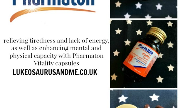 Review: Pharmaton Vitality Capsules