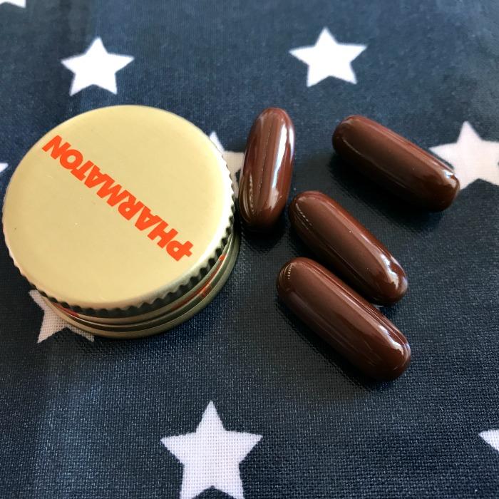 Pharmaton Vitality Capsules Review, for fatigue and tiredness at https://lukeosaurusandme.co.uk