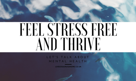 Mental Health: Feel Stress Free and Thrive