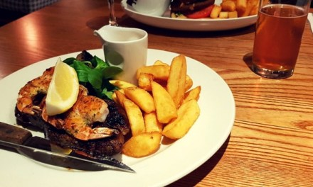 The Great Oak Beefeater Restaurant – Review