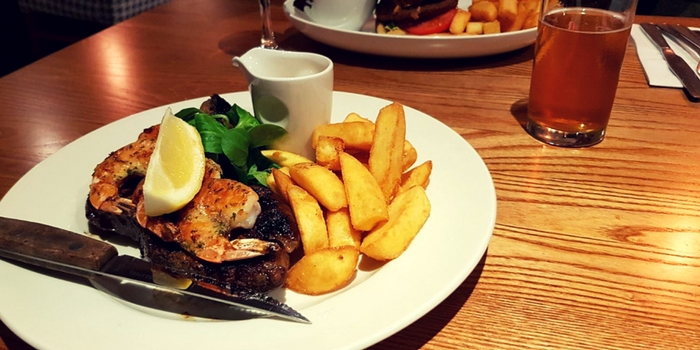 The Great Oak, Petersfield, Hampshire Beefeater Restaurant Review at family lifestyle blog http://lukeosaurusandme.co.uk