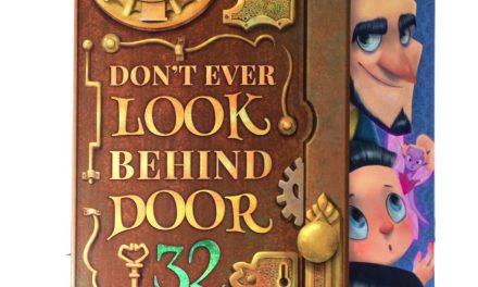 Book Review: Don't Ever Look Behind Door 32