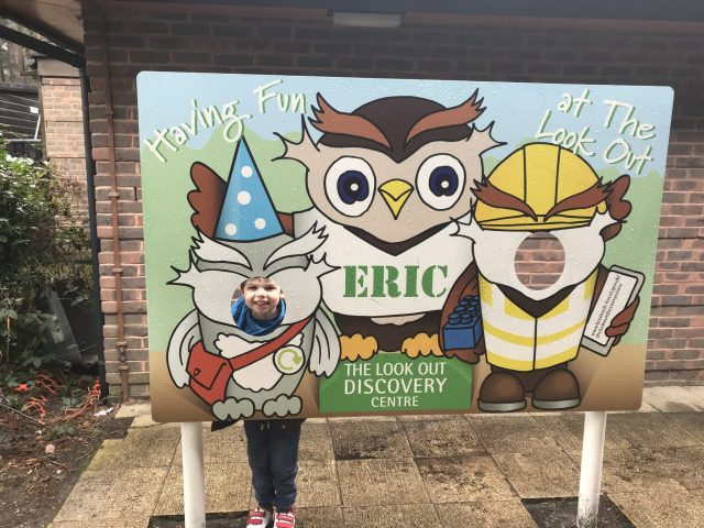 Family day out in Bracknell, Berkshire - The Look Out Discovery Centre! https://lukeosaurusandme.co.uk