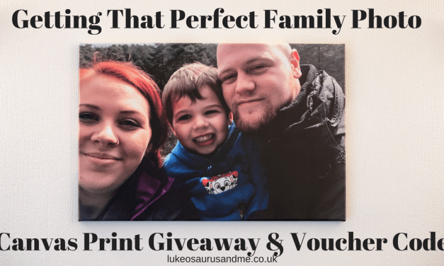 Getting That Perfect Family Photo with My-Picture.co.uk (Giveaway & Voucher Code!)