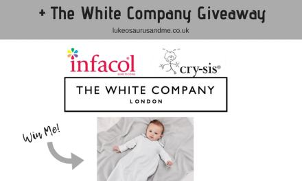 Infacol Colic Awareness Campaign + The White Company Giveaway