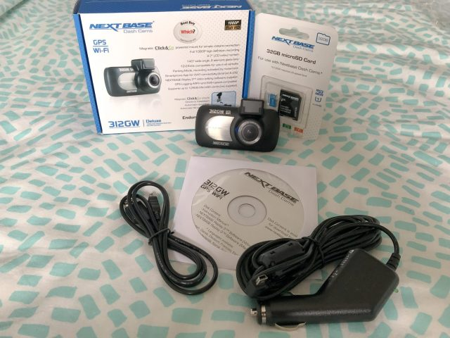 The Nextbase 312GW Dash Cam makes an amazing gift this Father's Day. Read more https://lukeosaurusandme.co.uk