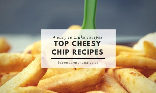 Top Cheesy Chip Recipes