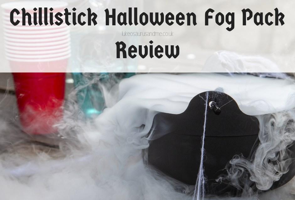 Review: Chillistick's Halloween Fog Pack