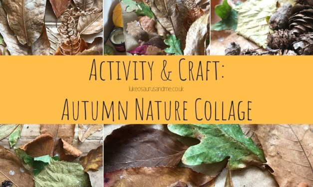 Activity & Craft: Autumn Nature Collage