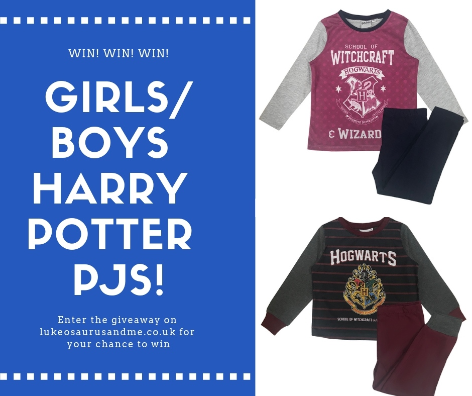 Cool Clobber Harry Potter Review and Giveaway at https://lukeosaurusandme.co.uk