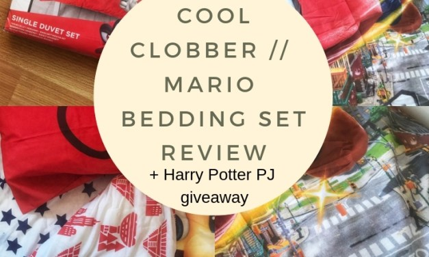 Kit Your Kid's Bedtime Out With Cool Clobber (giveaway)