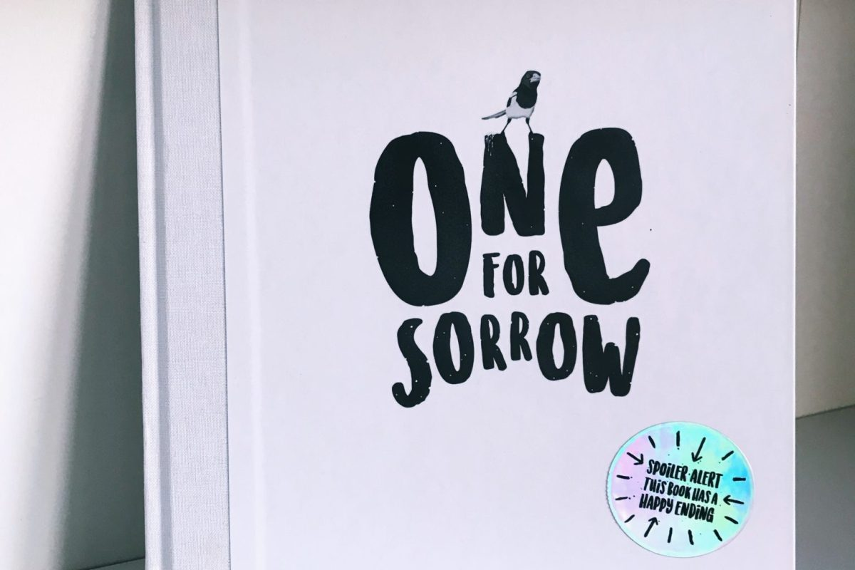 One For Sorrow, written and illustrated by Mr Gresty review at https://lukeosaurusandme.co.uk