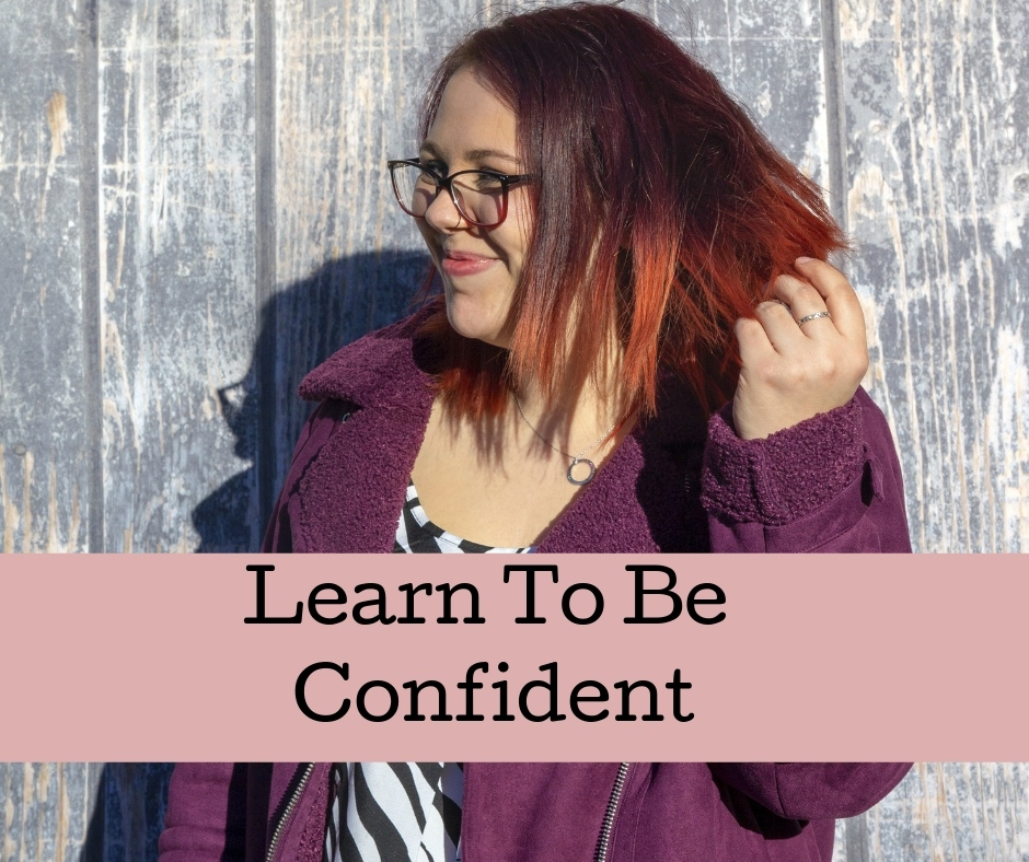 Learn to be confident at https://lukeosaurusandme.co.uk