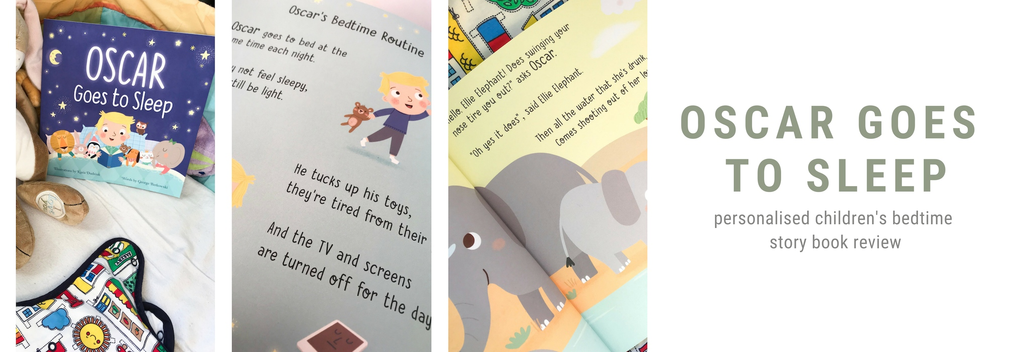 """Goes To Sleep"" are personalised bedtime stories for babies and children to help encourage extra sleep. Read more at https://lukeosaurusandme.co.uk"