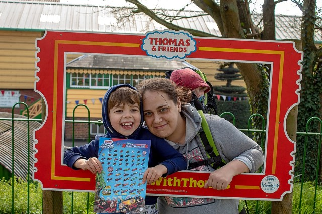 Day Out With Thomas on the Watercress Line review. Read more at https://lukeosaurusandme.co.uk