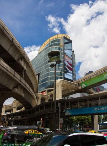 Central Bangkok