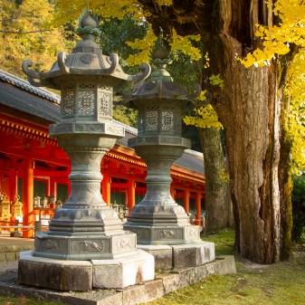 Kasuga Taisha Shrine, Nara Park