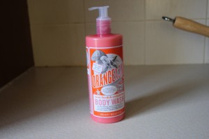 Soap and Glory Orangasm Body Wash